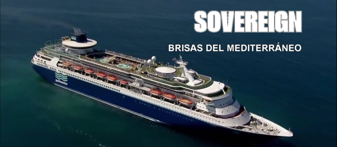 Croaziera Mediterana de Vest Sovereign
